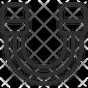 Elastic Rope Icon
