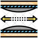 Elasticity Elastic Elasticity Icon