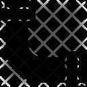 Elbow Pipe Icon