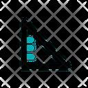 Elbow Ruler Icon