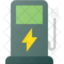 Elctric Station Icon
