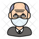 Elder Man Icon
