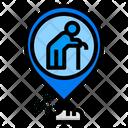 Tracking Sensor Elder Icon