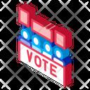 Election Person Government Icon