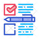 Voting Selection Election Icon