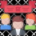 Election Team Campaign Icon