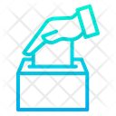 Election Box Icon