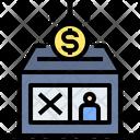 Vote Cheat Corruption Icon