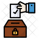 Elections Vote Poll Icon