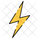 Electric Current Flash Icon