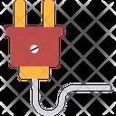 Electric Energy Plug Icon