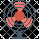 Electric Fan Pedestal Icon