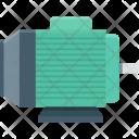 Electric Pump Energy Icon