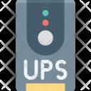Electric Storage Power Icon