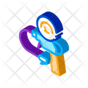 Electric Repair Tool Icon