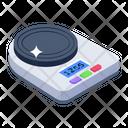 Balance Scale Measuring Scale Digital Balance Icon