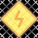 Bolt Lightning Power Icon