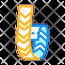 Electric Bracelet Bracelet Badge Icon