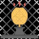 Brain Circuit Short Circuit Icon