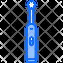 Electric Toothbrush Bathroom Icon