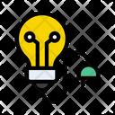Bulb Light Energy Icon