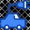 Car Electric Plugs Icon
