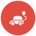 Ecology Car Power Icon