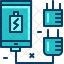 Electric Charger Icon