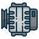 Alternator Dynamo Generator Icon