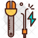 Electric Claw Icon