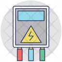 Electric Control Box Icon