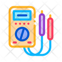 Electric Control Panel Icon