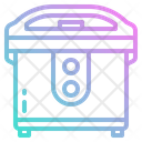 Rice Cooker Cooking Icon