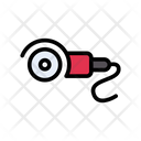 Saw Axe Cutter Icon