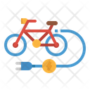 Electric Cycle Icon