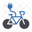 Electric Cycle Cycle Bike Icon