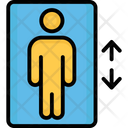 Electric Elevator Icon