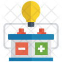 Electric Energy Physics Experiment Chemistry Experiment Icon
