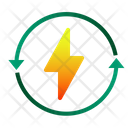 Electric Thunder Reuse Icon