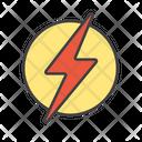 Electric Energy Power Energy Icon