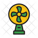 Electric Electronic Fan Icon