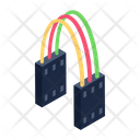 Electric Material Electrical Wiring Electric Cables Icon
