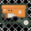 Electric Generator Electricity Generator Icon