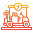 Electric Golf Carts Icon