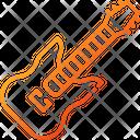 Electric Guitar Guitar Rockstar Guitar Icon