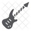 Electric Guitar Bass Icon