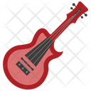 Electric Guitar Guitar Music Icon