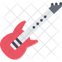 Electric Guitar Guitar Musical Instrument Icon