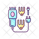 Electric Hair Clippers Icon