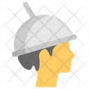 Electric Head Massager Icon